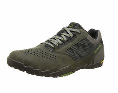 Merrell Mens Annex Ventilator Gore-Tex Khaki Shoes Walking Trainers Sports Shoes #Merrell #AthleticSneakers