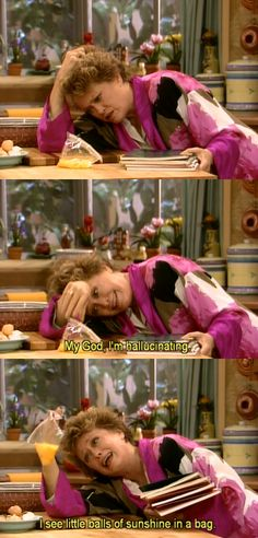 Possibly the best golden girls episode!!