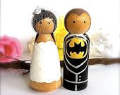 Batman cake topper :D