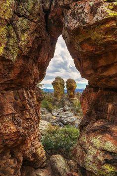 Chiricahua national monument, Arizona USA