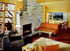 40s Living Rooms | Flickr