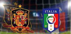 Priview italia vs spanyol