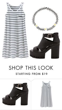 """Tank"" by boobear1998 ❤ liked on Polyvore featuring Accessorize"