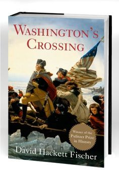Washington's Crossing  My favorite History book!