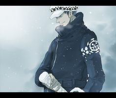Trafalgar D. Water Law One Piece art