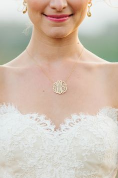 35 Pretty Monograms and Initials Wedding Ideas for Your Big Day…