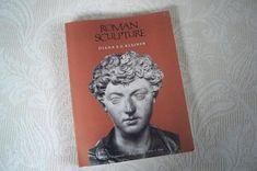 "Vintage Art Book ""Roman Sculpture"" 1992 Yale History of Art Roman History Books, Art History, Roman Sculpture, Vintage Art, Book Art, Illustration, Etsy Shop, Gallery, Handmade"