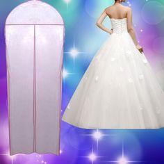 amazones gadgets Casamento de casamento decora bolsa de armazenamento de cobertura de pó de artig: Bid: 17,75€ Buynow Price 17,75€…