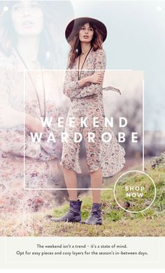 Free People: Cozy for the Weekend | Milled
