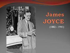 (1882 – 1941). James Joyce (dzsémsz dzsojsz)  Ír származású angol író  Fő műve az 1922-ben Párizsban megjelent Ulysses című regény  Dublini emberek,>