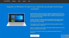 Aktualizace na Windows 10 ZDARMA (NE)skončila
