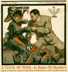 Leyendecker, The Saturday Evening Post, June cover illustration Art And Illustration, American Illustration, Illustrations, Vintage Men, Jc Leyendecker, Wow Art, Norman Rockwell, Art Graphique, Belle Photo