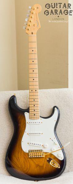 2014 Fender 60th Anniversary Commemorative Stratocaster Ash