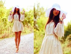 Summer gone (by Perventina Ols) http://lookbook.nu/look/2404153-summer-gone