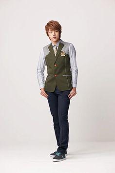 INFINITE ♡ Sunggyu, Dongwoo, Woohyun, Hoya, Sungyeol, L, and Sungjong