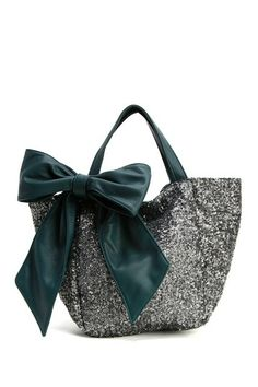Anais Bow Tote  by Deux Lux