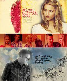 #Glee - Puck & Quinn