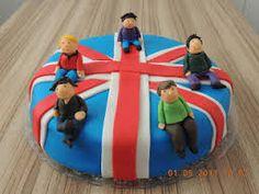 Resultado de imagem para bolos one direction