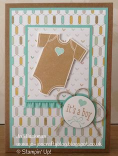 Something for Baby - Stampin' Up!