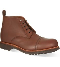 GRENSON Ryan boots (Tan
