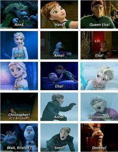 "The ""Frozen"" crew"