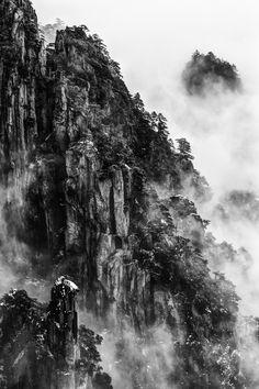 'Like A Dream ...' - Huangshan Mt, China