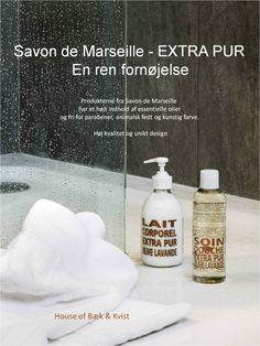 Original sæbe fra  Savon de Marseille. www.houseofbk.com