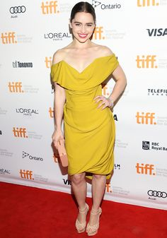 Os dez looks mais sexy de Emilia Clarke