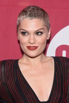 Jessie J Pixie - Short Hairstyles Lookbook - StyleBistro