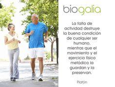 Practica ejercicio físico: conserva tu actividad