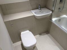Shower Room Refit Features A X Mm Walkin Shower Regal - Bathroom refit