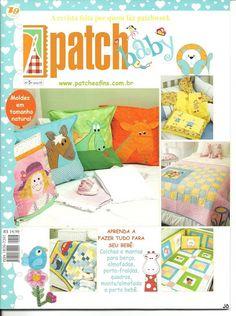 Patch baby 5 - Jozinha Patch - Álbuns da web do Picasa