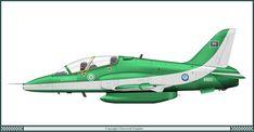 BAe Hawk Mk 65 - Royal Saudi Air Force (2011)