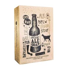 Beer Soap - Creamy Ale by CHIVAS SKIN CARE