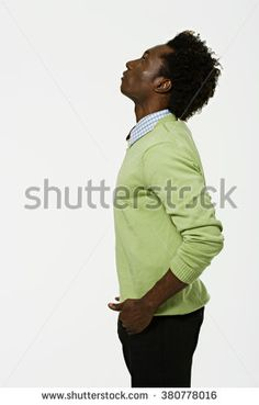 Sweater too colorful! // African American Man Sweater Stock Photos, Images, & Pictures   Shutterstock