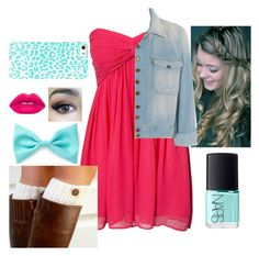"""""""Girly"""" by hopeyjay ❤ liked on Polyvore"""