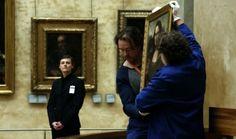 Ahora la Mona Lisa te observa a ti.
