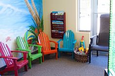 OUR OFFICE @ McKinney Pediatric Dentistry