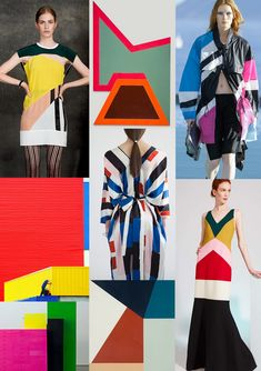 Patterncloud nailing the trends for Resort 17