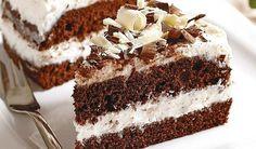 S kvapkou amareta: Čokoládovo-tvarohová torta Tiramisu, Food And Drink, Chocolate, Ethnic Recipes, Sweet Stuff, Dessert, Party, Tarts, Yogurt