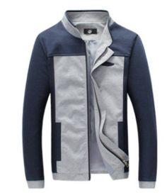 Mens Edgy Autumn Jacket