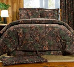 46 Best Camouflage Bedding Images In 2015 Camo Bedding