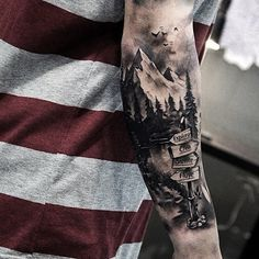 Новости #AwesomeTattooIdeas
