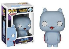 You didn't think it was possible, but Catbug just got cuter! Bravest Warrior fans will love this stylized Catbug, standing approximately 3 3/4-inches tall. Careful, you may fall in love with this Bravest Warriors Catbug Pop! Vinyl Figure! #funko #popvinyl #actionfigure #collectible #Catbug