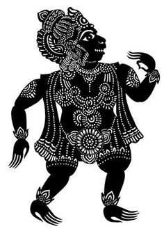 Sita sings the blues shadow puppet courage and comfort indonesian shadow puppet google search pronofoot35fo Gallery