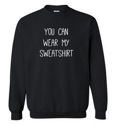 Jacob Sartorius Merchandise - You can wear my Sweatshirt