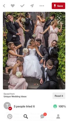 Take a look at the best funny wedding photography in the photos below and get ideas for your wedding! Best man and maid of honor with bride and groom. Wedding Fotos, Wedding Photoshoot, Wedding Shoot, Wedding Couples, Dream Wedding, Wedding Ceremony, Funny Wedding Photography, Funny Wedding Photos, Wedding Pictures