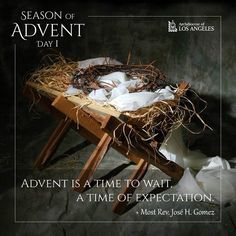 Advent -Day 1