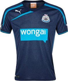 Newcastle united away 13/14