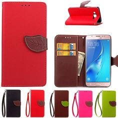 For Coque Samsung J7 card holder cover case for samsung galaxy J7 leather phone case luxury wallet flip cover for j700 J700F
